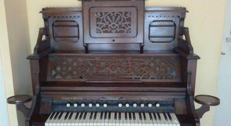 organo chappel