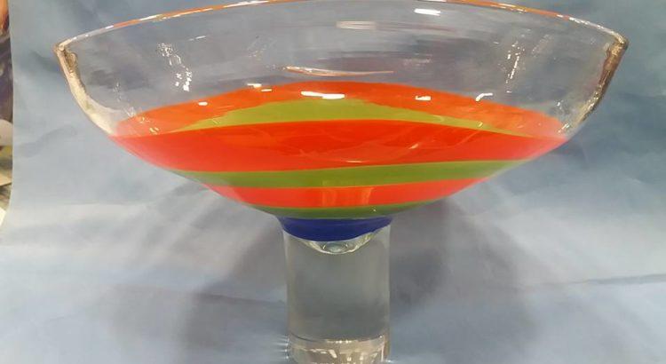 vaso vetro venini murano