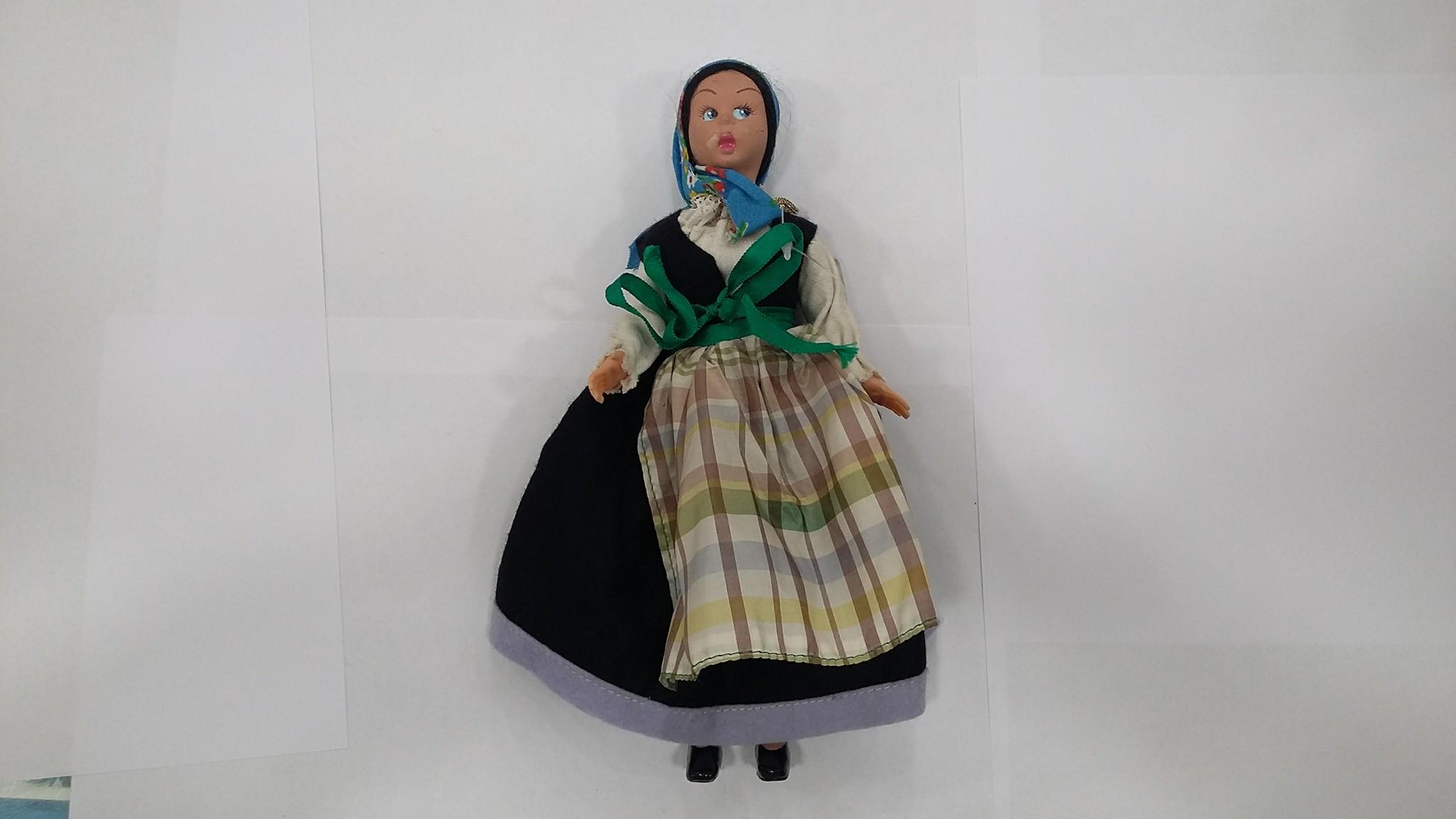 sale retailer 5b1e7 c6faa Bambola in panno Lenci - Affare Fatto l'usato di moda