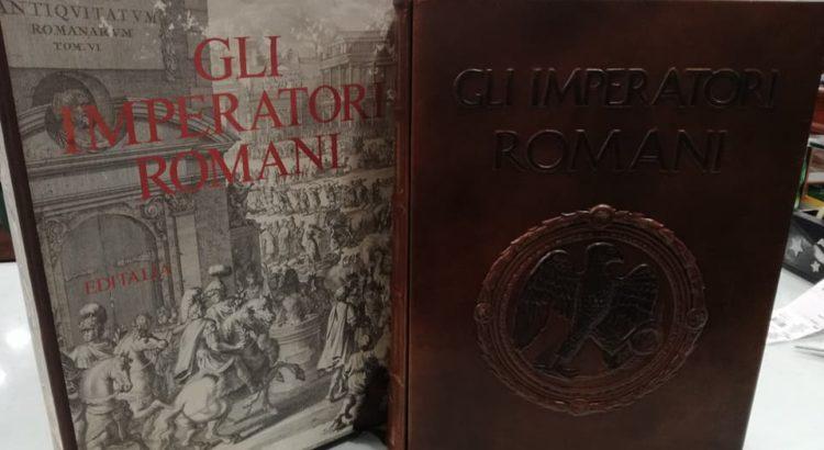 libro imperatori roma 2