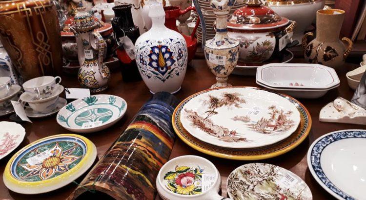 oggettistica varia piatti