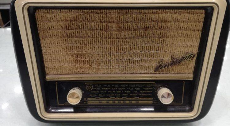 radio vintage radietta
