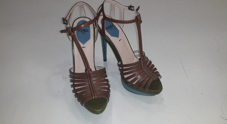 scarpe fendi