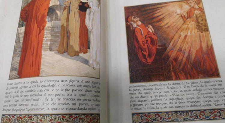 volume Nuova Vita Dante